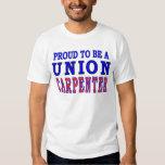 UNION CARPENTER TEE SHIRT