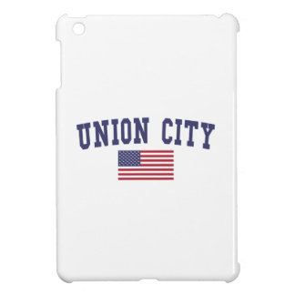 Union City CA US Flag iPad Mini Cover