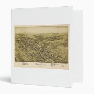 Union City Erie County Pennsylvania Map (1895) Binder