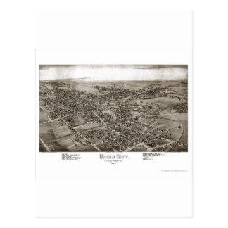 Union City Erie County Postcard