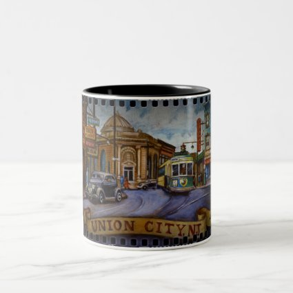 Union City NJ Mug Coffee Mugs