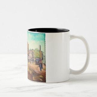Union City NJ Mug - Transfer Station Coffee Mugs