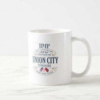 Union City, Tennessee 150th Anniversary Mug