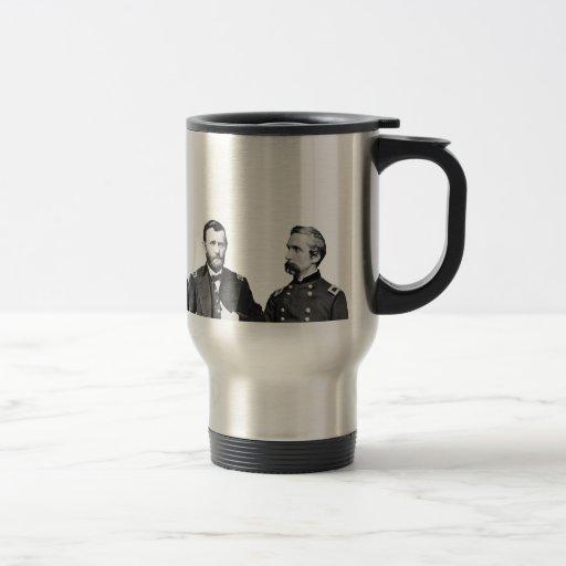 Union Civil War Heroes 15 Oz Stainless Steel Travel Mug
