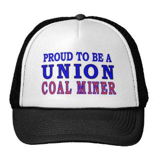 UNION COAL MINER HATS