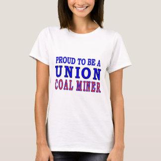 UNION COAL MINER T-Shirt