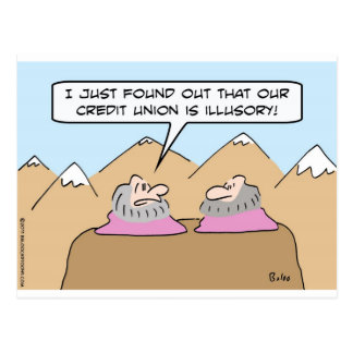 unión de crédito de los gurúes ilusoria postal