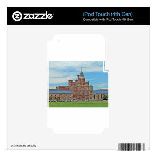Unión de estudiantes Denver de Tivoli iPod Touch 4G Skins