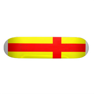 Unión de Kalmar, Dinamarca Patineta Personalizada