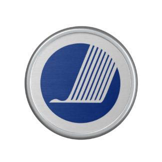 Unión de los países de Escandinavia de la bandera Altavoz Bluetooth