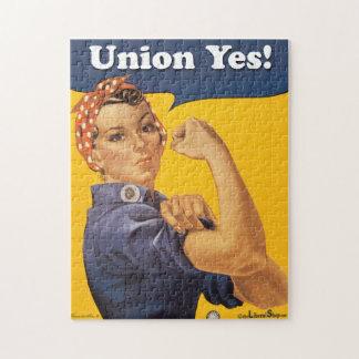 ¡Unión de Rosie sí! Rompecabezas