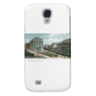 Unión del tonelero. Ciudad de NY Funda Para Samsung Galaxy S4