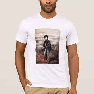 Union Drummer Boy John Clem T-Shirt