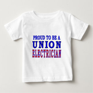 UNION ELECTRICIAN BABY T-Shirt