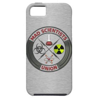 Unión enojada del científico funda para iPhone 5 tough