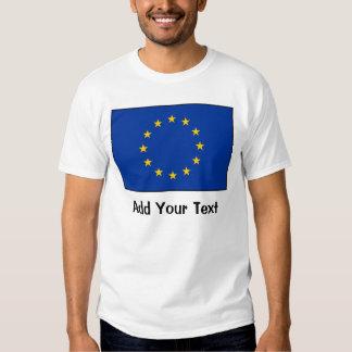 Unión europea - la UE señala por medio de una Camisas