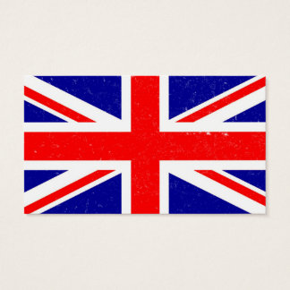 Union Flag Business Card