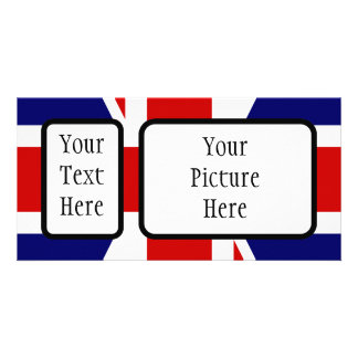 Union Flag Card