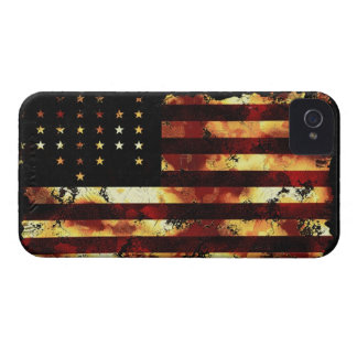 Union Flag, Civil War, Stars and Stripes, USA iPhone 4 Case