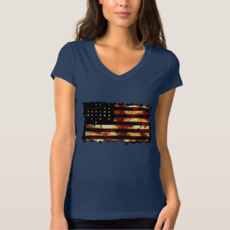 Union Flag, Civil War, Stars and Stripes, USA T-Shirt
