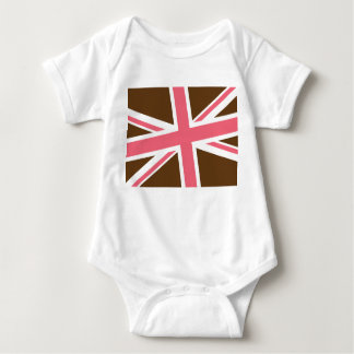 Union Flag Creeper (Pink/Brown)