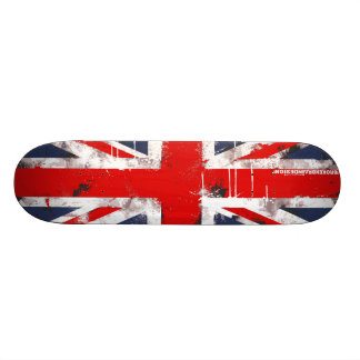 Union Flag - Deck. Skateboard Deck