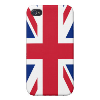 Union Flag iPhone 4 cover