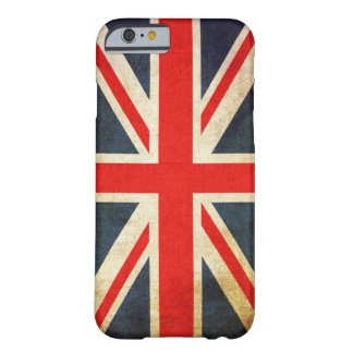Union Flag iPhone Case Barely There iPhone 6 Case