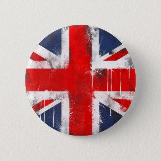 Union Flag / Jack - Button / Pin