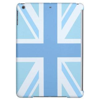 Union Flag/Jack Design Blues Cover For iPad Air