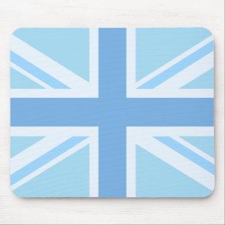 Union Flag/Jack Design Blues Mouse Pad