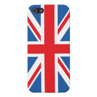 Union Flag Jack Design iPhone 5 Cover