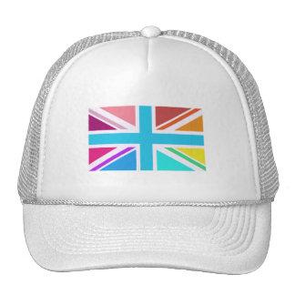 Union Flag/Jack Design - Multicoloured Hat