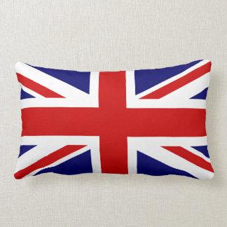 Union flag pillow
