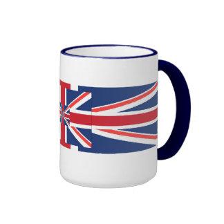 Union flag ringer mug