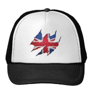 Union Flag Rip Trucker Hat