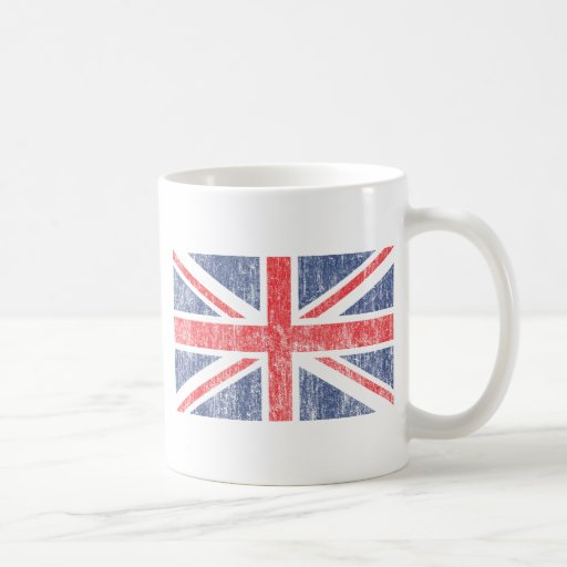 Union Flag Vintage Mug