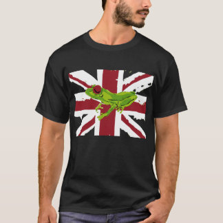 Union Frog Improved T-Shirt