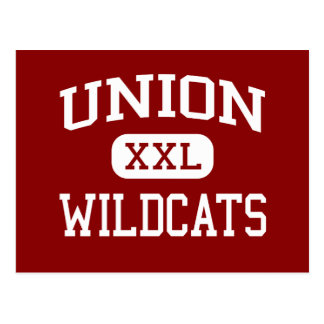 Unión - gatos monteses - High School secundaria - Postales