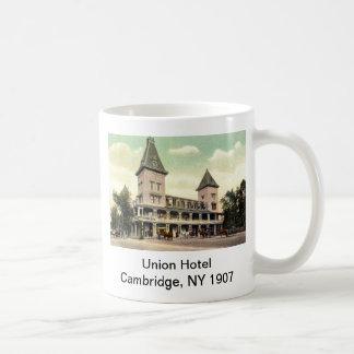 Union Hotel, Cambridge, NY 1907 Mug