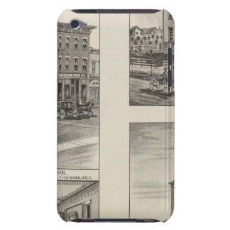 Union Hotel, Kansas Barely There iPod Case