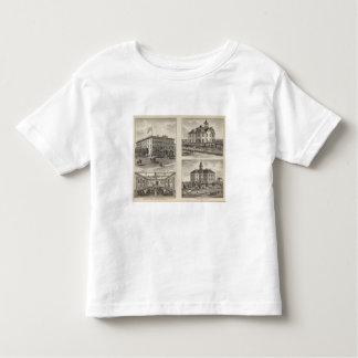 Union Hotel, Kansas Toddler T-shirt