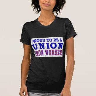 UNION IRON WORKER T-Shirt