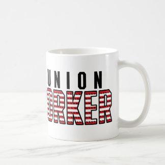 Union Ironworker Coffee Mug