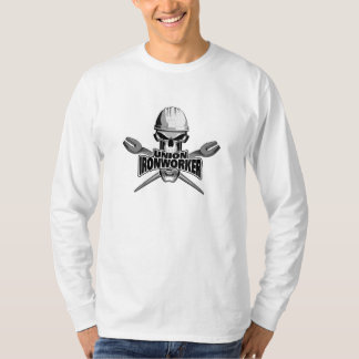 Union Ironworker: Skull and Spuds T-Shirt