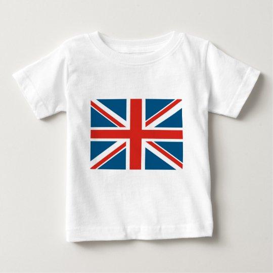 Union Jack Baby T-Shirt