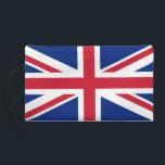 """Union Jack Bagettes Bag<br><div class=""""desc"""">Design based on the Union Jack flag of the United Kingdom.</div>"""