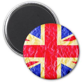 Union Jack, bandera, azul, nación los E.E.U.U. org Iman De Nevera