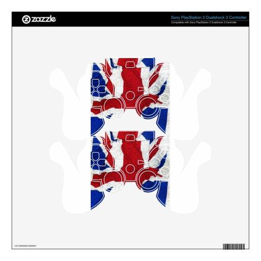 Union Jack, bandera, azul, nación los E.E.U.U. org Mando PS3 Skins