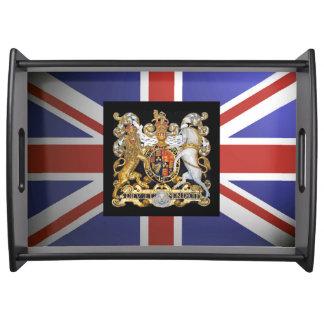 Union Jack (bandera BRITÁNICA) Bandeja